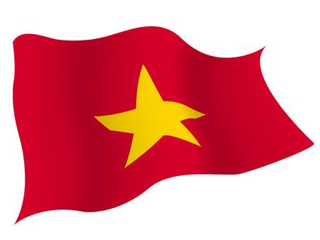 베트남 국기 국가