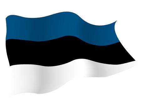 エストニアの国旗の国