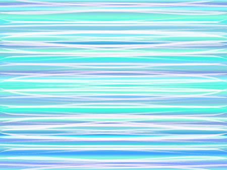 夏の海の背景  イラスト・ベクター素材