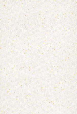 日本の紙パターン背景  イラスト・ベクター素材