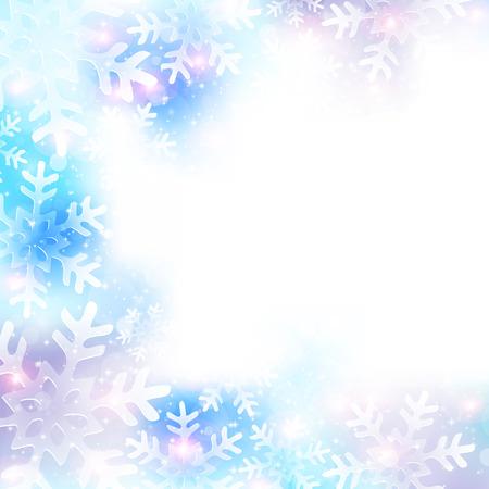 Weihnachten Schnee Hintergrund