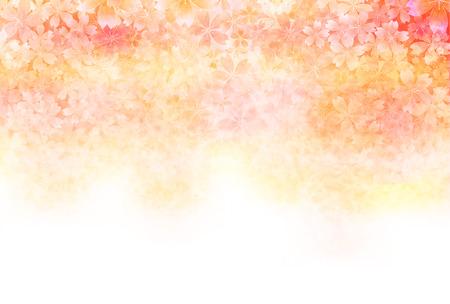 hintergrund: Kirsche Grußkarten Hintergrund Illustration
