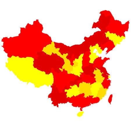 map of china: China map countries