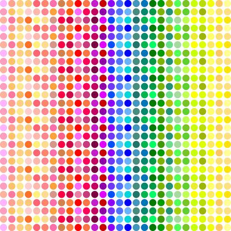 Kleurrijke achtergrond kleur Vector Illustratie
