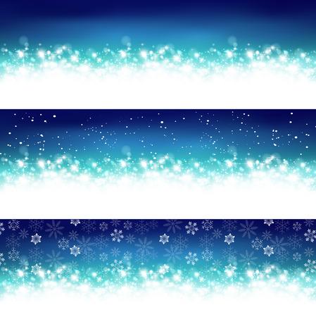 Achtergrond en lichte sneeuw