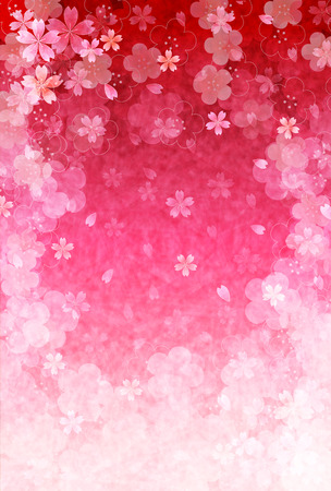plum: Cereza tarjetas de felicitaci�n ciruela