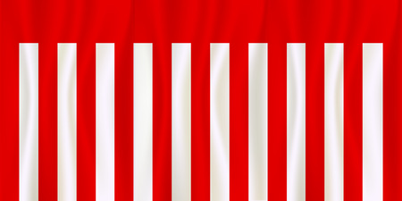 赤と白のバック グラウンド テクスチャ  イラスト・ベクター素材