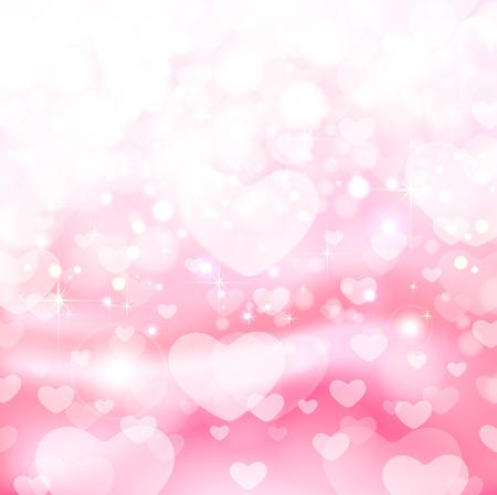Valentine Heart Hintergrund