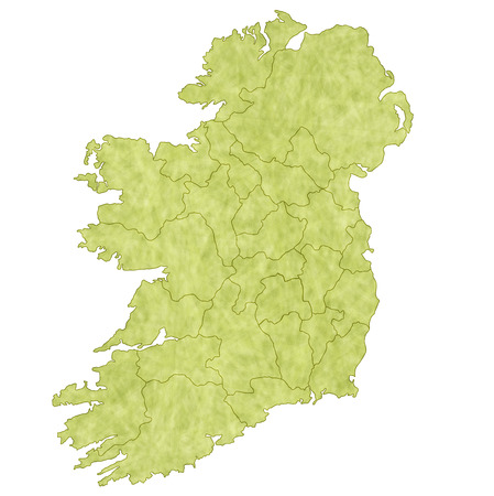 Ireland map countries