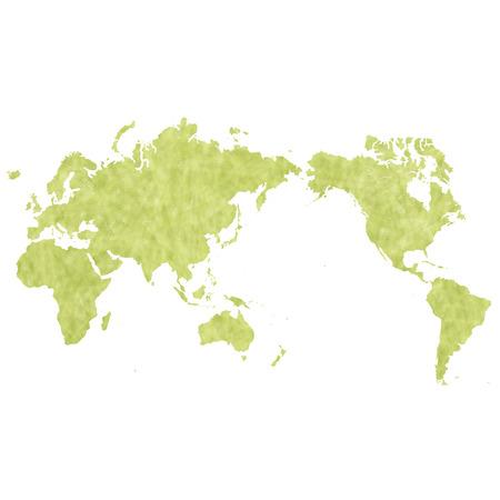 世界地図の国