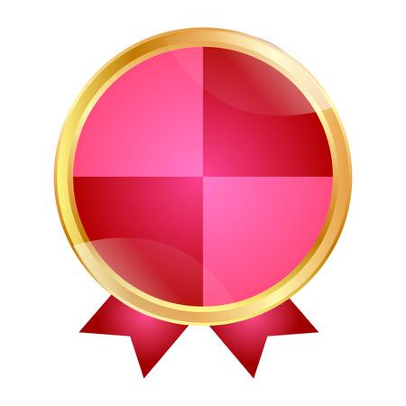 桜メダル フレーム