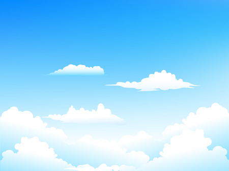 sky  clouds: Sky clouds background