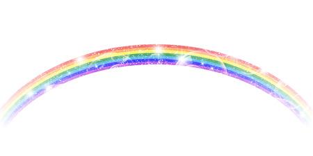 rainbow: Rainbow colorful background