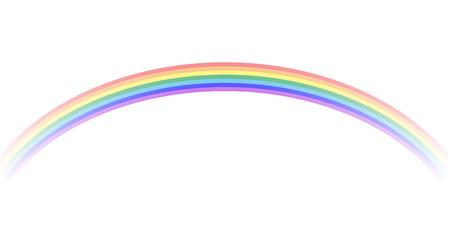 Rainbow colorful background