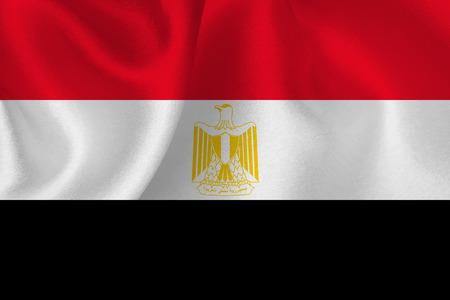 flag of egypt: Egipto flag