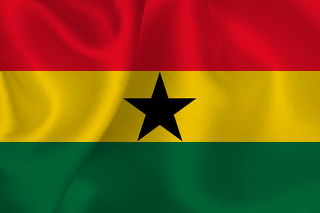 ghana: Ghana drapeau