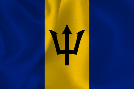 barbados: Barbados flag flag