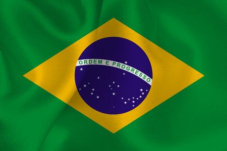 Brazil flag flag