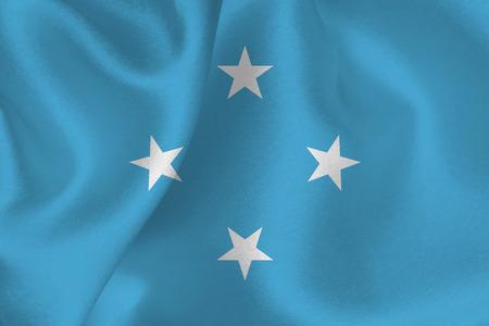 micronesia: 미크로네시아 플래그 플래그