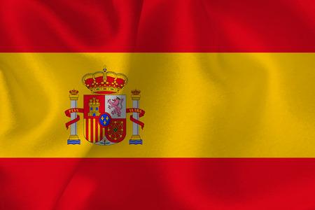 スペインのフラグ フラグ