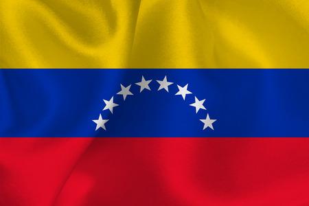 venezuela flag: Venezuela bandera bandera Vectores