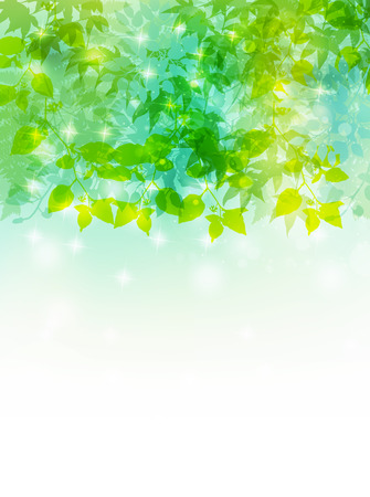 葉新鮮な緑の背景 写真素材 - 37753096
