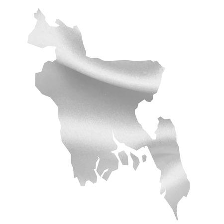 national flag bangladesh: Bangladesh national flag silk