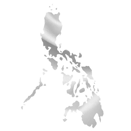 philippines  map: Philippines map Silk