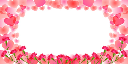 carnation: Carnation Mother  's Day background