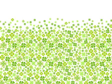 aoba: Clover leaf fresh green