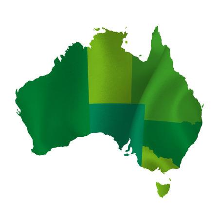 map of australia: Australia map country