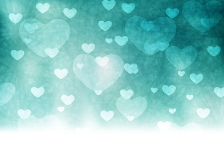Heart background Father \ 's Day