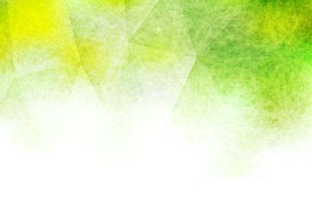 Fresh green Japanese paper background Ilustração