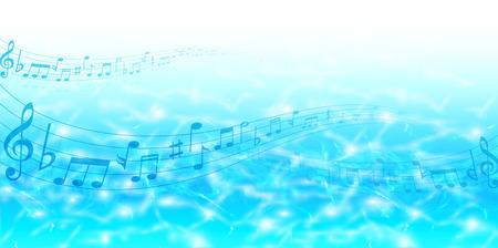 Note sea ripples