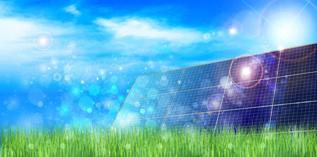 solar power plant: Solar solar background