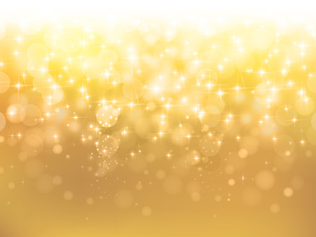 Light gold background Stock Illustratie