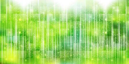 Fresh green light background