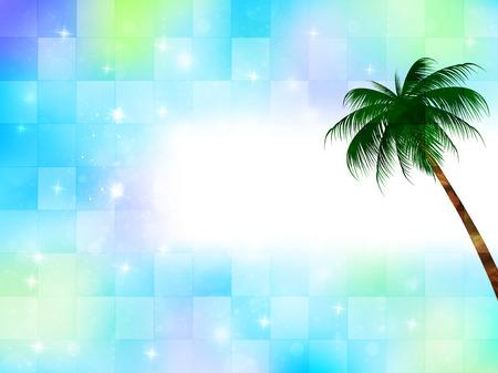 パーム海の背景