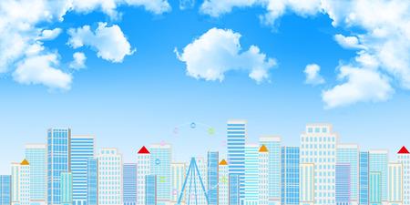 building: Building building background Illustration