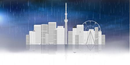 building: Building building rain