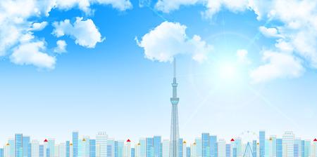 Sky Tree sky building