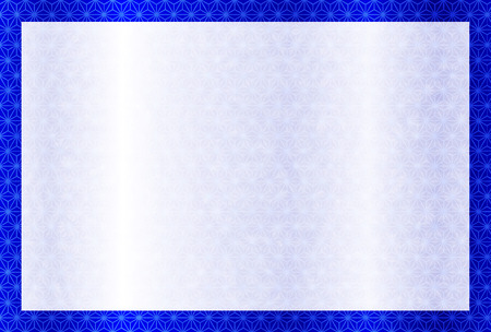 hemp: Hemp frame background Illustration