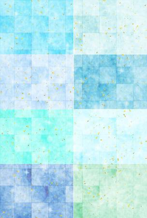 sympathy: Japanese paper sky background