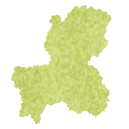 gifu: Gifu map icon Illustration