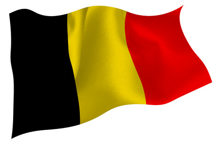 flag: Belgium flag flag