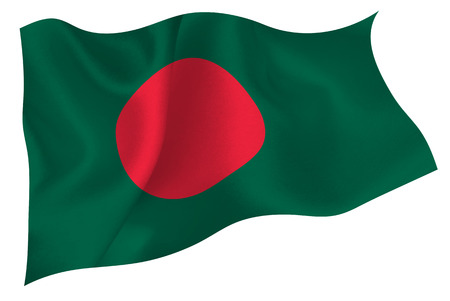 bangladesh: Bangladesh national flag flag