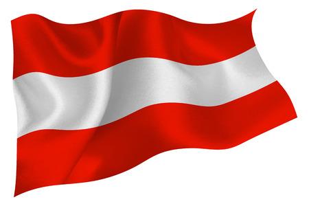 austria flag: Austria flag flag