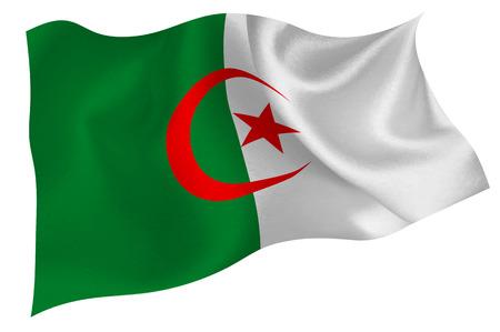 algeria: Algeria flag flag