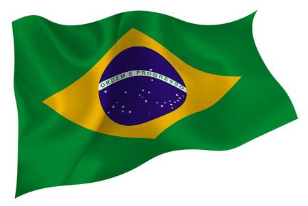 Brazil national flag flag