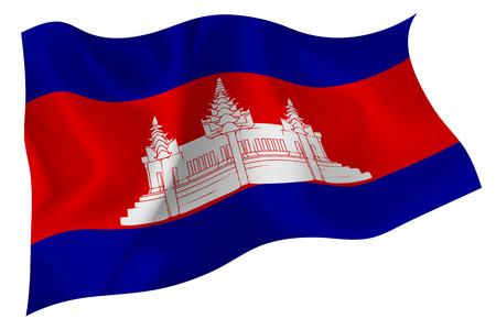 cambodia: Cambodia flag flag